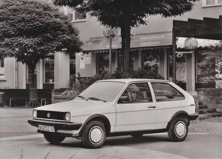 Volkswagen Polo Coupé Fox (1988)
