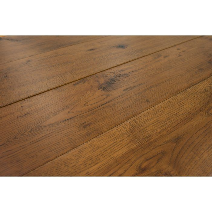 Barcelona Hickory 1 2 Thick X 7 1 2 Wide X Varying Length Engineered Hardwood Flooring Hardwood Floors Hickory Hardwood Floors Hardwood