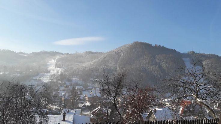 Zdjęcie: Witam wszystkich w ten piękny i słoneczny dzionek #Szczawnica #zima