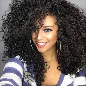 Curly Hairstyles for Women Tight Kinky Natural Curls