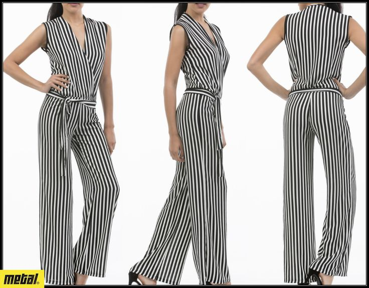 Stripes! Oλόσωμη φόρμα με ρίγες και ζωνάκι. #metal #metaldeluxe #stripes #overall #comfort #casual #fashion #clothes #spring #summer #colour #fashionista #trend #happy #style #mensfashion #womensfashion #newarrivals #mensclothes #womensclothes #moodoftheday #picoftheday #chic