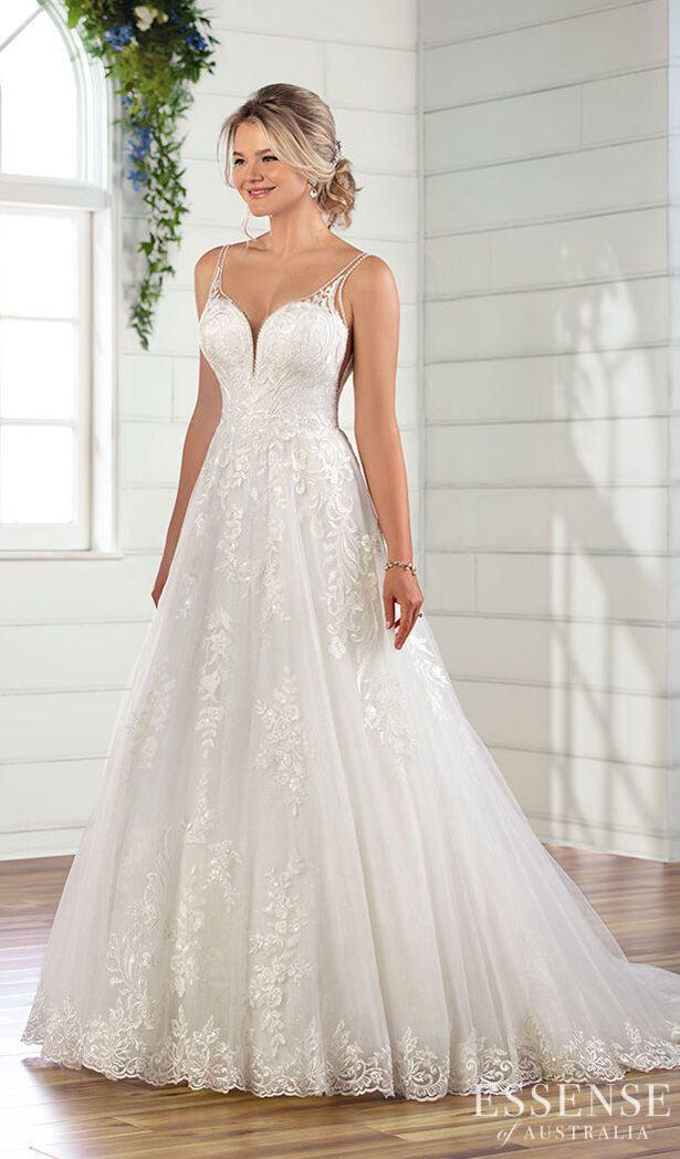 Essense Of Australia Spring 2020 Wedding Dresses In 2020 Essense Of Australia Wedding Dresses Wedding Dresses Casual Wedding Dress
