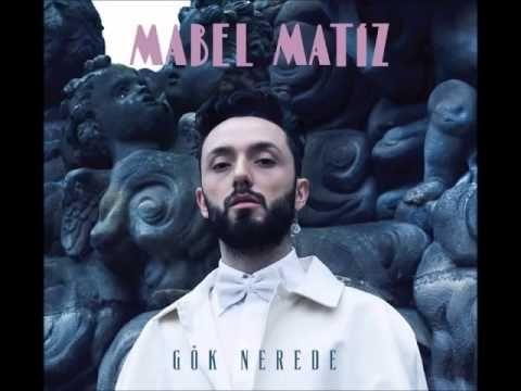 Mabel Matiz - Ahu (Gök Nerede-2015) - YouTube
