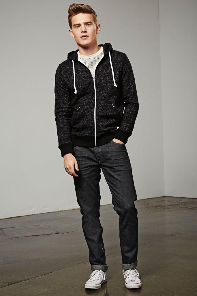 Next Fall 2015 #men #fashion #hoodie #jacket #casual