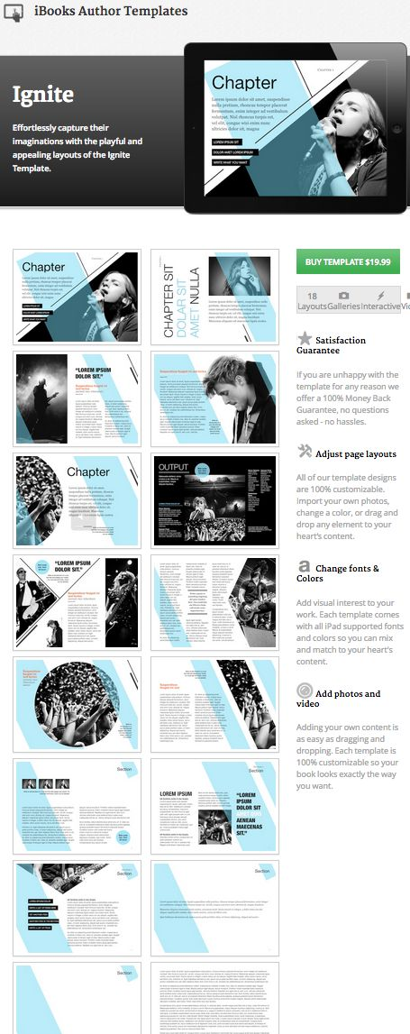 59 best images about ibooks author templates on pinterest yearbook class education templates. Black Bedroom Furniture Sets. Home Design Ideas