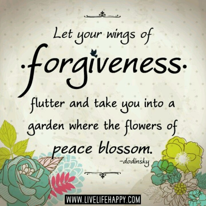 30 Best Forgiveness Quotes Images On Pinterest