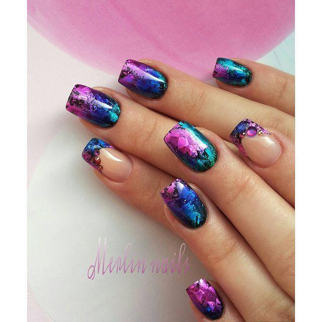 22 parasta kuvaa: Nail art Transfer Foil Pinterestissä | Jamberry ...