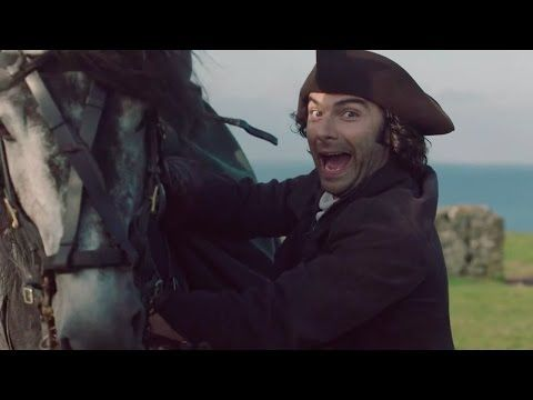 EXCLUSIVE BLOOPERS from Series 3 {video from Official Poldark} - YouTube