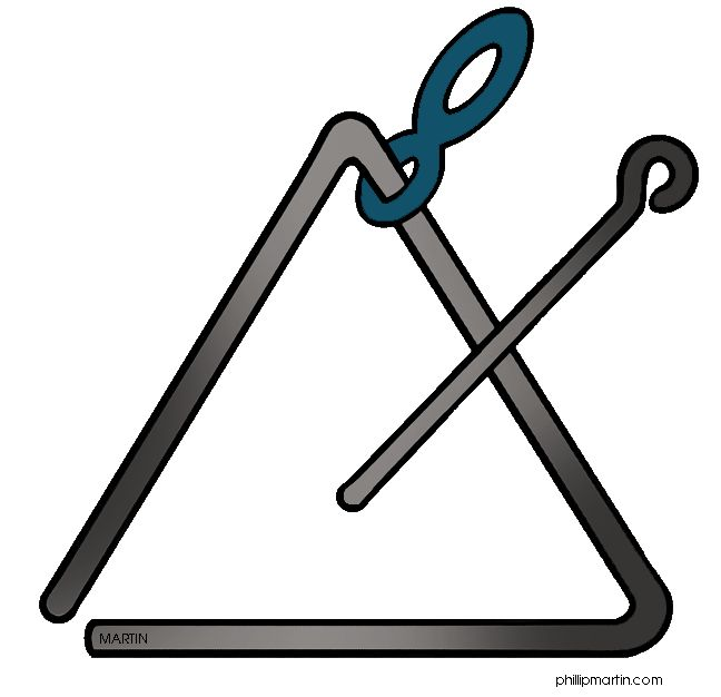 pin by neus gmez frias on music pinterest clip art pictures triangles and instruments - Triangle Instrument Coloring Page