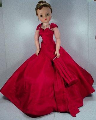 Madame Alexander doll Cissy---love her dolls!