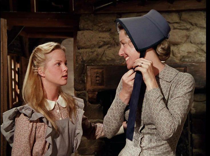 Mary and Caroline