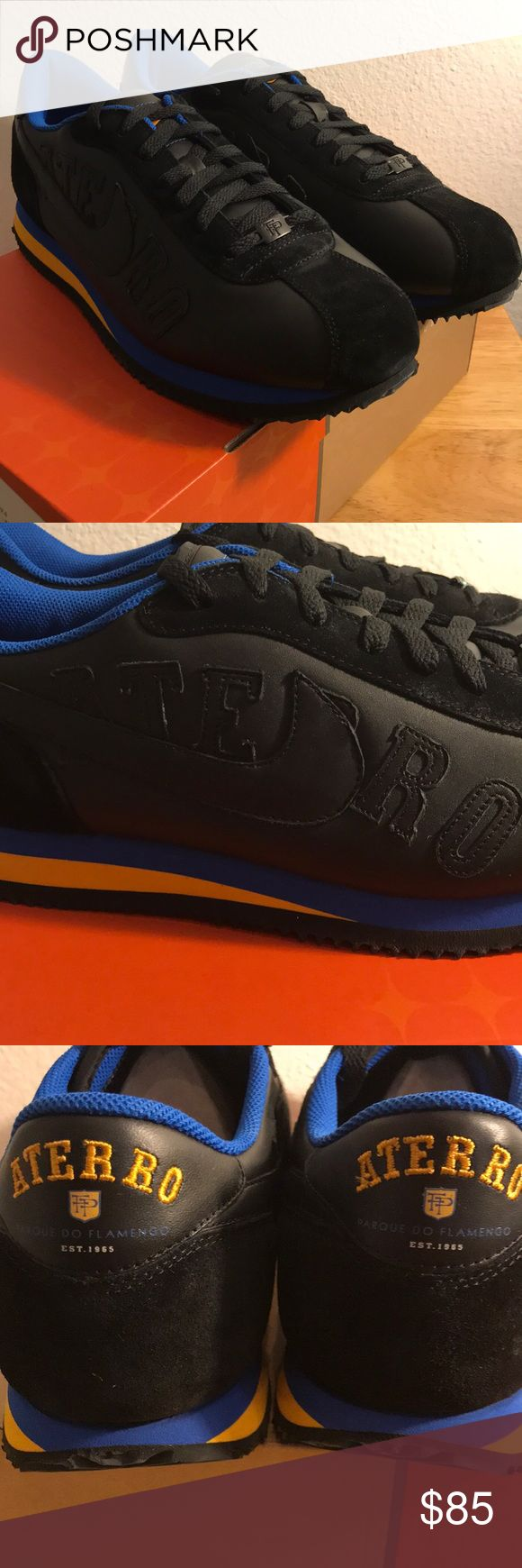 Nike Cortez LE Aterro Size 12 Nike Cortez LE Aterro Size 12, Brand New, Never Worn or Used, 🎄WILL SHIP IN ONE DAY🎄All bundles of 2 or more receive 20% off. Closet full of new, used and vintage Vans, Skate and surf companies, jewelry, phone cases, shoes and more. Nike Shoes Athletic Shoes