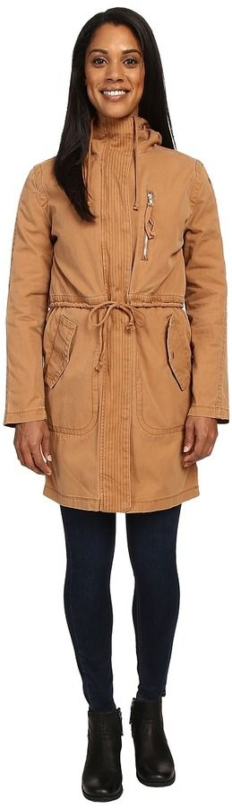 United By Blue Ash Double Layer Coat