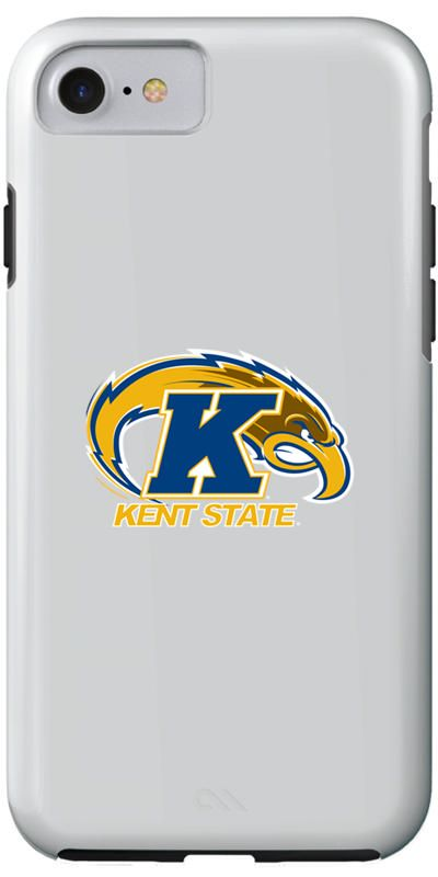 Kent State Primary Mark design on iPhone 7 Tough Case From Case-Mate | Coveroo