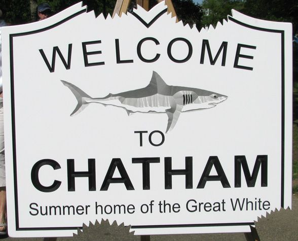 Chatham sign, Cape Cod, MA