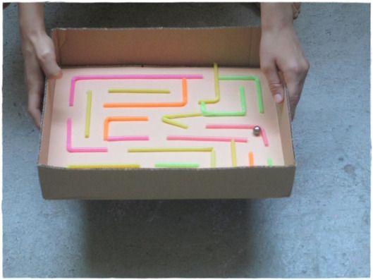 DIY (Murmel) Labyrint
