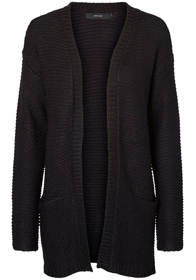 Vero Moda Cardigan »NO NAME« Jetzt bestellen unter: https://mode.ladendirekt.de/damen/bekleidung/strickjacken-und-maentel/strickjacken/?uid=ac4f421d-7a71-5af8-926f-0c56336031cb&utm_source=pinterest&utm_medium=pin&utm_campaign=boards #strickjacken #bekleidung #maentel