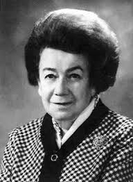 Ana Aslan (b. January 1st, 1897 , Braila - d . May 20, 1988 in Bucharest ) was a Romanian physician specialized in gerontology. She was the scientist who discovered the anti-aging effects of procaine. Her research and foundings marked an important milestone in the industry of beauty products, thus inscribing her name in the books of history as a delegate of Romania's intellectuality.