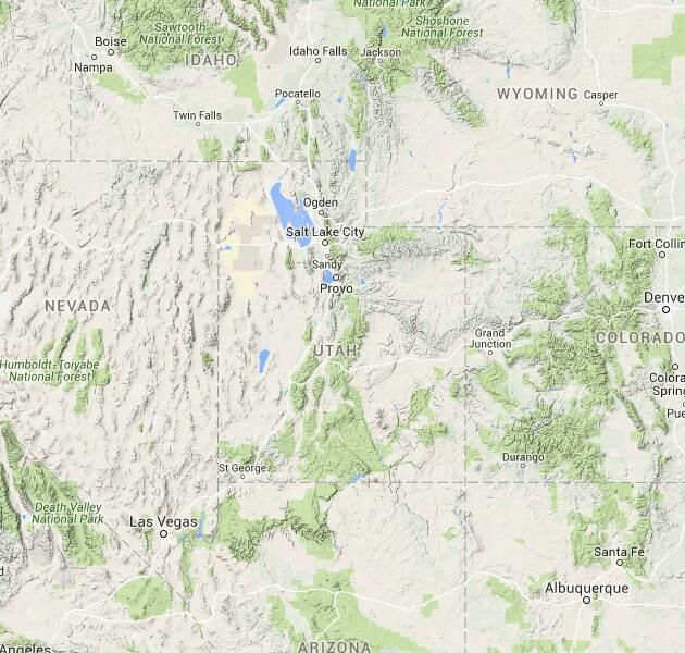 List of Universities in Utah | Map of Utah Colleges and Universities