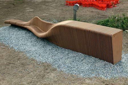 bench  Urban Adapter by Rocker-Lange Architects - Dezeen