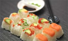 Kids Ice Cube Sushi Recipe    (this would be fun to get D to eat more sushi - have him help make it)