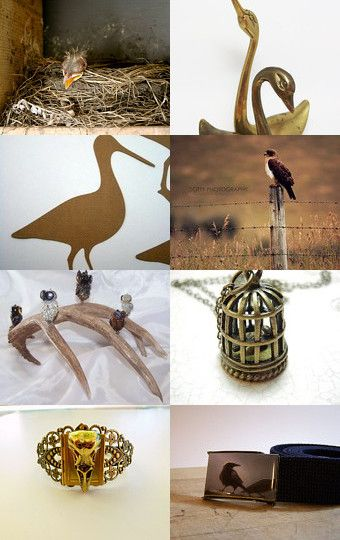 10. Winging It Over Alberta by junquete on Etsy--Pinned with TreasuryPin.com