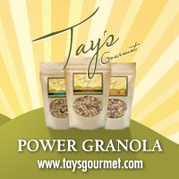 My all natural Power Granola!