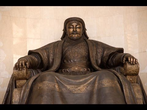 Gengis Khan, Cavalier De L' Apocalypse FR - YouTube