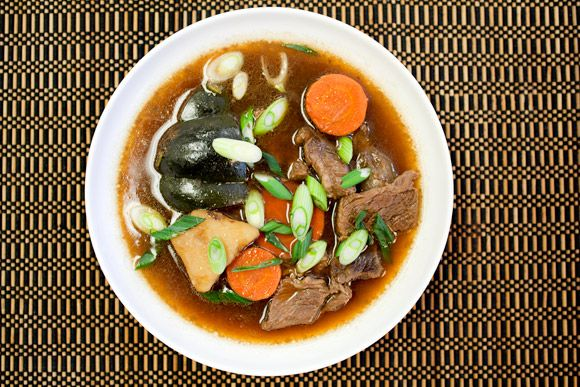 Nikujaga: Japan's version of hearty beef and potato stew
