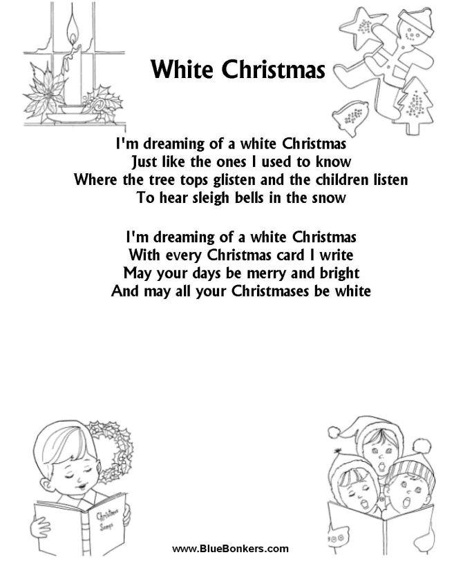 35 best CHRISTMAS Carols images on Pinterest