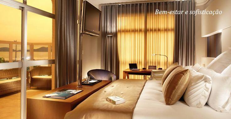 O Hotel Parque Balneário é perfeito p/quem busca hotel em Santos, SP. Um hotel…