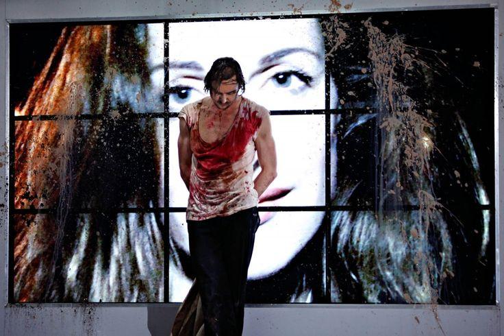 Moliere's The Misanthrope, Schaubuehne Berlin Director: Ivo van Hove
