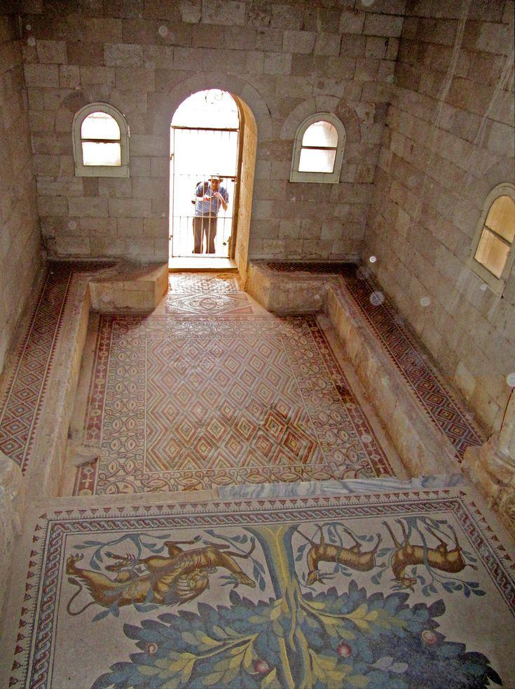 Jericho - Hisham's Palace