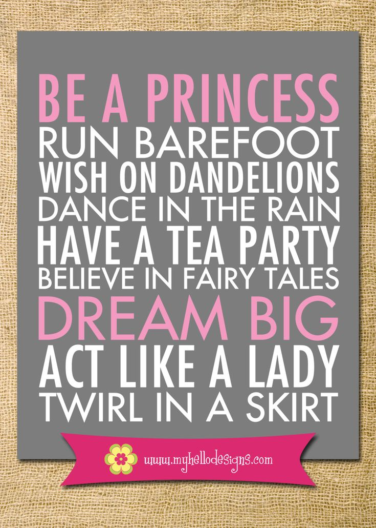 Girl Nursery Art ANY COLORS - Baby Girl Toddler Rules - Girl Decor - Subway Art - Typography Playroom Bedroom Room Wall Art Print Quotes - pinned by pin4etsy.com