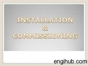 Compressor Commissioning-Reciprocating Air Compressor