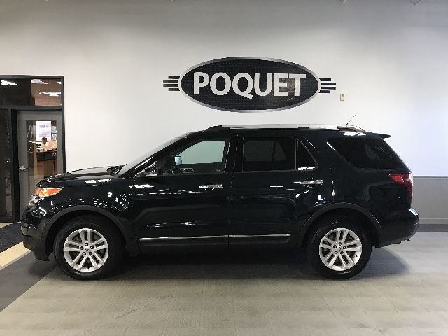 Used 2014 Ford Explorer XLT 4WD for Sale in Golden Valley MN 55422  Poquet Auto