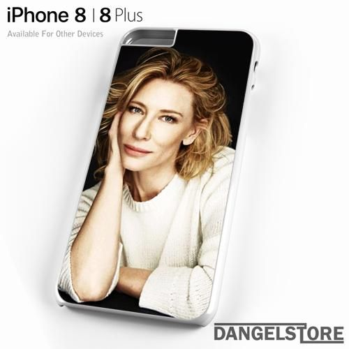 Amazing Cate Blanchett - Z For iPhone 8 | 8 Plus Case