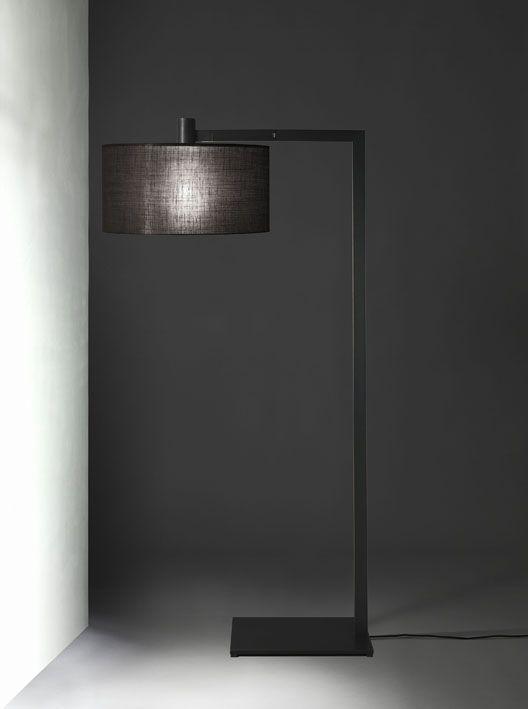Mahari Joy XL burnished floor lamp by Nahoor