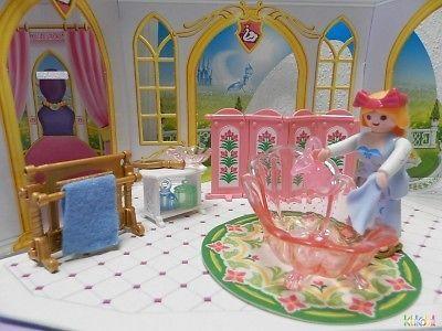salle de bain chteau de princesse playmobil 294 m - Playmobil Chambres Princesses