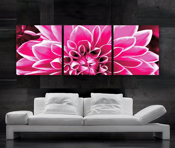 8 best Floral Paintings - Egg Flower images on Pinterest | Canvas ...