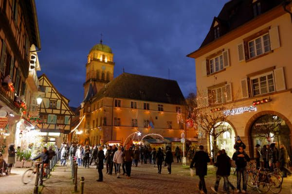 Marché de Noël de Kaysersberg, marché de noel Alsace