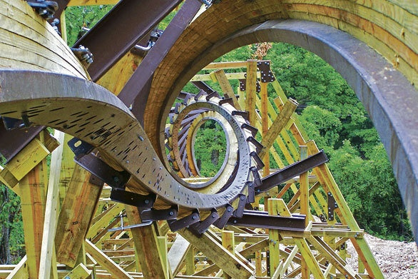 The LA Times named Outlaw Run one of the most anticipated rides for 2013!