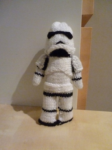 Pattern: These aren't the droids you're looking for.