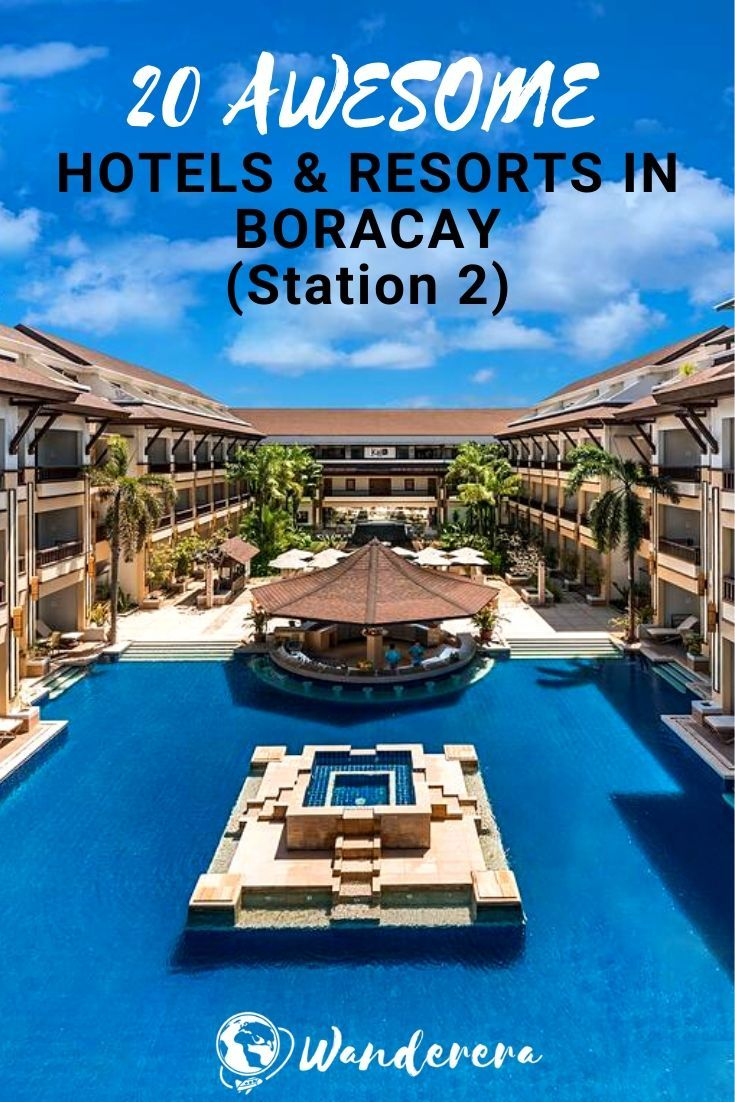 Best Hotels In Boracay Station 2