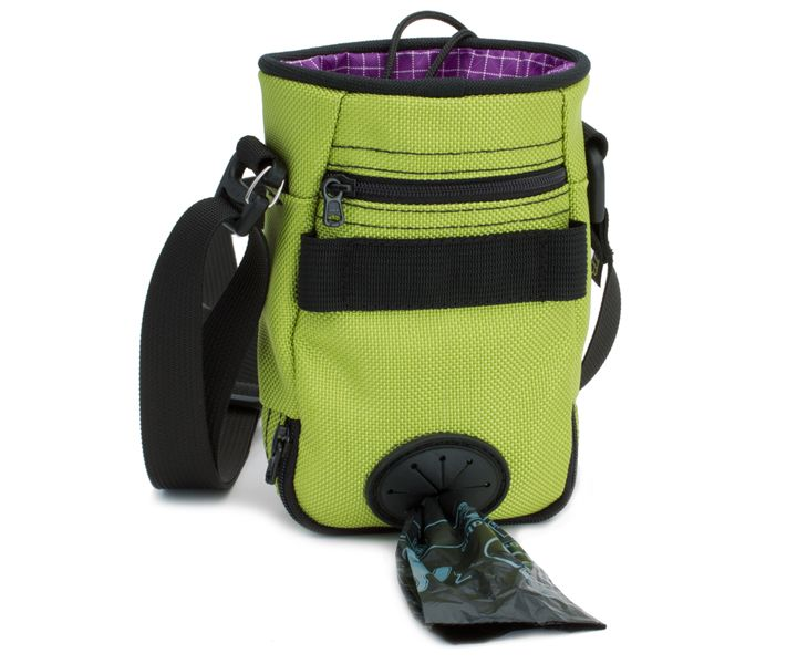 Citizen Canine - Dog treat bag / bait bag with extra storage for phone, poop bags, etc. TOM BIHN $60