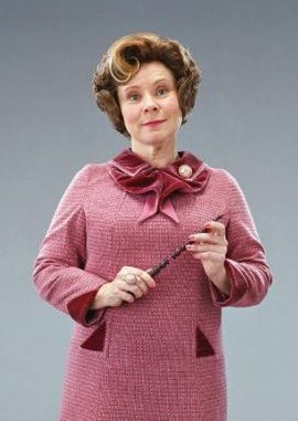 #can we please talk about imelda staunton for a moment #there's not enough appreciation for her in the hp fandom #she was a brilliant umbridge #i mean she made us hate her more than voldemort #that's so hard to do #and her character was so spot on #she's up there with alan rickman and tom felton #staunton's an amazing actress #one of the best in the hp cast