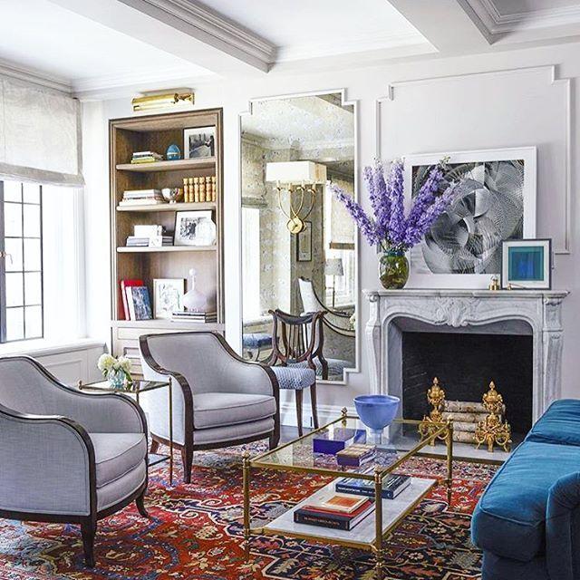 Emmy Rossum Living Room