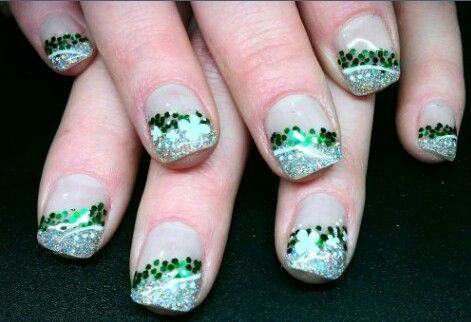 Nail Designs St Patrick S Day