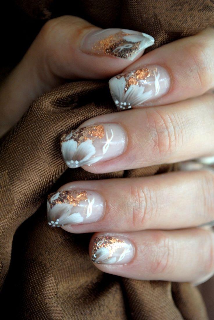 12 besten Fall nails Bilder auf Pinterest | Beauty, Herbst ...