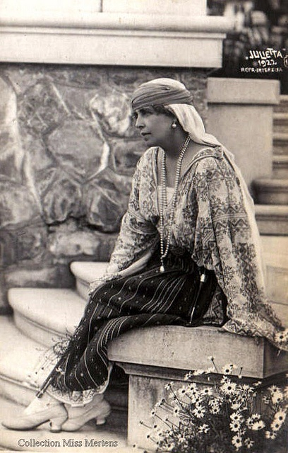 Marie, Queen of Romania (nee Princess of Edinburgh) 1875 – 1938 | Flickr - Photo Sharing!